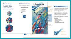 Flyer Jobwave Loopbaandiensten