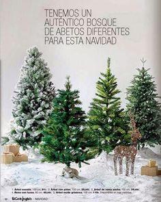 393d7c69bb2bd Arbolitos de Navidad de El Corte Ingles 2014