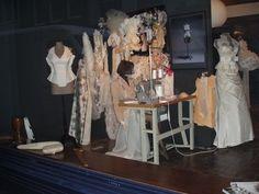 #hillenius #couture  #shop #window #etalages #atelier