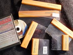 Thomas. Terre Haute IN: Your comb tools are shipped to your address, so is your free DVD. Be sure to check out www.youtube.com/useer/lookreadlearn for more texturing ideas you can try