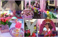 Fairy Princess themed kiddies party by Co-Ords Kidz Party Boutique