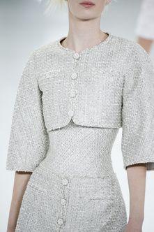 Détails défilé Chanel haute couture printemps-été 2014|3
