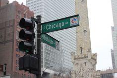 Chicago by Flygstolen, via Flickr #Chicago #USA #Illinois #Storstad #City #Stad #Travel #Resa #Resmål #Skyskrapor
