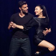 Spanish Teacher (Naya Rivera & Ricky Martin)