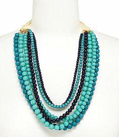 Anna and Ava TieBack Swag Necklace #Dillards