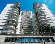 Edificio Albertina, Cícero Prado e Cecília - São Paulo (1954) / Gregori Warchavchik