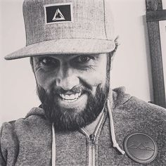 Shay Butler (aka Shay Carl) Bearded mountain man and founder of Maker