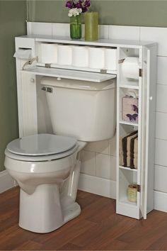 Des idées pour organiser le rangement de votre salle de bains.