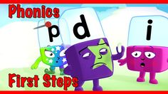 For more phonics learning videos subscribe: http://goo.gl/TIhdyN Alphablocks is the hit CBeebies TV show that's helping hundreds of thousands of children lea...