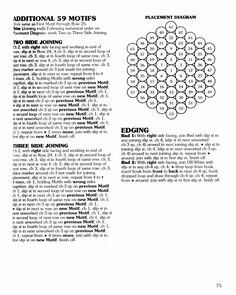 Guide To Using Circular Knitting Needles moreover Crochet Symbol Chart Patterns furthermore Tree Of Life Circle also Dressed In Crocheting For Child Very as well 509469776567715213. on simple crochet afghan patterns