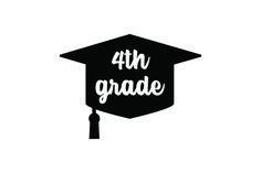 Grade (SVG Cut file) by Creative Fabrica Crafts · Creative Fabrica Creative Flyer Design, Creative Flyers, Marketing Flyers, Logo Design Inspiration, Design Ideas, All Craft, Symbol Logo, 5th Grades, Svg Cuts