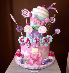 Candy lillipop cake sugarland cupcake