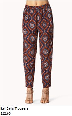 Moroccan Harem Pants- just bought a pair and they ripped :(