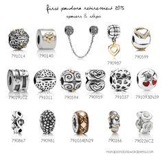 http://morapandora.wordpress.com/2014/12/31/pandora-first-retirement-2015/  Liste des charms Pandora qui seront retirés de la vente en 2014 et début 2015. Dépéchez vous de les acheter en ligne sur www.bijoux-et-charms.fr ... Certains sont encore disponibles. #pandora #charms #retirés