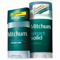 Possibly FREE Mitchum Deodorant at CVS!