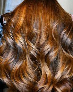 99 отметок «Нравится», 7 комментариев — Анастасия Довбыш (@stylist_da) в Instagram: «Просто секси. Рыжий цвет это бомба. Роскошь волос после окрашивания и ухода с ламинирование от…»