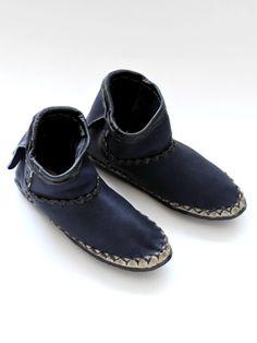 Beatrice Valenzuela Botines Boots - Navy