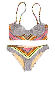 mara hoffman tiki bathing suit