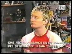 Radiohead Latin America 1994 Interview and Street Spirit acoustic (1/2) Awesome - Thank you Radiiohead