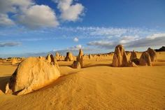 Photographic Print: The Pinnacle Desert, Western Australia by NoraC : 24x16in