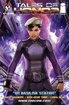 Review of Tales of Honor #1, the first issue in a comic series based on Baen Books' New York Times bestselling military sci-fi books by David Weber, from Image Comics and Top Cow Productions.  This issue is the first in a cross-media initiative by Top Cow Productions and Evergreen Studios that will soon branch out into mobile gaming and, in 2017, several cinematic feature films. More information is available through a link at the bottom of the review.