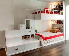 cute bedroom level design ideas