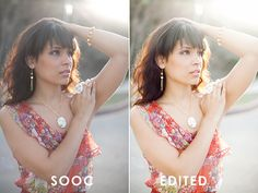 Mini Tips for Backlit Photographs