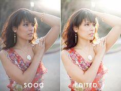 Mini Tips for Backlit Photographs