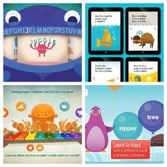 16 of the coolest road trip (and plane trip!) apps for kids of all ages!
