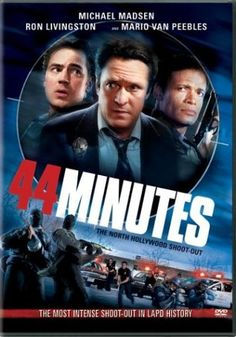 44 Minutes: The North Hollywood Shootout 20th Century Fox http://www.amazon.com/dp/B0000DC3VL/ref=cm_sw_r_pi_dp_wh.ivb0BJ6G7P