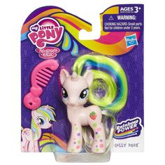 Rainbow Shimmer Princess Cadance Brushable | My Little ...