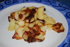 Pommes de terre à l'Ardéchoise