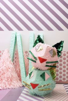 The Coolest Ornaments Ever, From CONFETTISYSTEM - OPENING CEREMONY