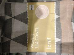 Kjøkkenhåndkle fra Ferm Living, Rafens 99kr