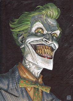 The Joker by Tony Moore