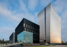 AM4 Tower, Amsterdam Science Park, Amsterdam, Netherlands, by Benthem Crouwel Architects