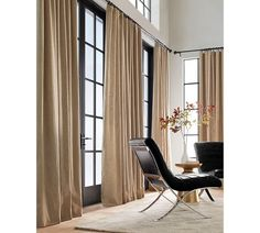 Emery Linen/Cotton Drape