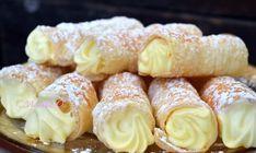 Starý recept na domáce trubičky s vanilkovým krémom ma naučila moja babička. Sú lepšie ako tie kupované! |