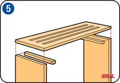 Comment fabriquer un cache-radiateur ? - Comment fabriquer un cache-radiateur ? Diy Radiator Cover, Wie Macht Man, Home Ceiling, Wall Cladding, Home Deco, Wood Projects, Diy Furniture, Home Improvement, Nations Unies