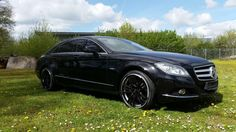 Mercedes-Benz CLS 350 CDI DPF BlueEFFICIENCY #mercedes
