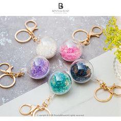 Bonny & Read 平價飾品 - 泡泡馬卡龍鑰匙圈 / 5色