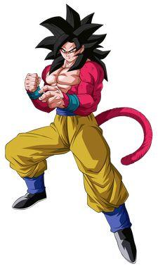 Goku Super Saiyajin 4 Render 2 by on DeviantArt Anime Couples Manga, Cute Anime Couples, Anime Girls, Dragon Ball Gt, Akira, Rosario Vampire Anime, Shadow Dragon, Ball Drawing, Dbz Characters