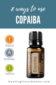 How do you use Copaiba oil? This oil is incredibly powerful for your nervous system, immune system and your skin. There are three ways to use Copaiba oil ...