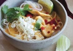 Gluten free asian kitchen red curry soup %281%29