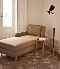 DELIGHTFULL - UNIQUE LAMPS | AMY | FLOOR STANDING READING - The best of floor lamps - examples of floor lights fixtures you can use to decorate your house in a vintage or a more midcentury modern style. wwww.delightfull.eu