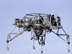Lunar Landing Research Vehicle circa 1964