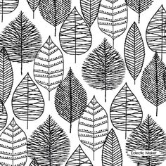 Eloise Renouf Bark and Branch Line Leaf in Black Eloise Renouf Bark and Branch Line Leaf in Black Cloud9 Fabric for patchwork quilting and dressmaking - Eclectic Maker [LL Black] : Patchwork, quilting and dressmaking fabric, patterns, habberdashery and notions from Eclectic Maker
