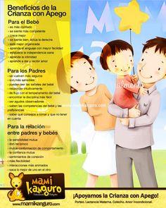 Beneficios de la Crianza con Apego