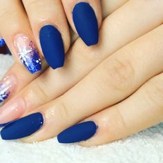 Ralu's Nails blu Nails