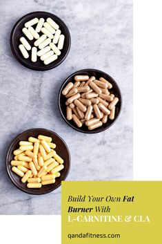 If you are looking to lose some weight, you may benefit from using not just one weight loss supplement but a combination - such as L-Carnitine and CLA - QandA Fitness - #fitness #WeightLossHelp #supplements